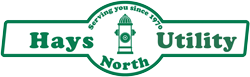 Hays Utility North Logo